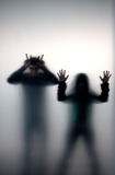 Abstract: Aliens Stock Photo