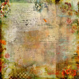 Abstract Altered Art Background 3 Stock Images
