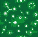 Abstract amoeba seamless pattern. Vector abstract amoeba seamless pattern Royalty Free Stock Photo