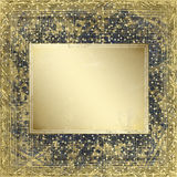 Abstract ancient background in scrapbooking style Stock Photography
