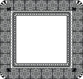 Abstract ancient frame. Made in adobe illustrator vector illustration