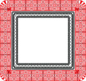Abstract ancient frame Royalty Free Stock Photos