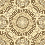 Abstract ancient vector seamless pattern. Abstract ancient seamless pattern, vector illustration, EPS10 Royalty Free Stock Image