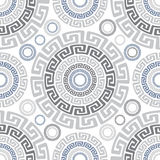 Abstract ancient vector seamless pattern Stock Photos