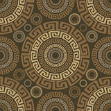 Abstract ancient vector seamless pattern Stock Images