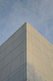 Abstract angle of office building Stock Photo