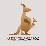 Abstract animal. Design,  illustration eps10 graphic Royalty Free Stock Photos