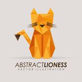 Abstract animal. Design, illustration eps10 graphic vector illustration
