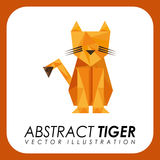 Abstract animal design Royalty Free Stock Photos