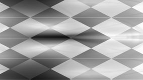 Abstract animated black and white background stock footage