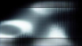 Abstract animated metalic noise background stock footage