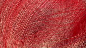 Abstract animated red background stock video