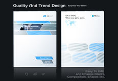 Abstract annual report, business vector template. Brochure desig. N, cover modern layout, flyer in A4 with grey rectangles and diagonal shapes for tech, science vector illustration