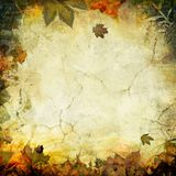 Abstract apocalypse melancholy square background for your design Royalty Free Stock Images