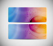 Abstract Aqua Background Vector Iillustration Royalty Free Stock Image