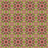Abstract Arabic Pattern Royalty Free Stock Photos