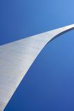 Abstract Arch from below Stock Photography
