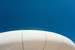 Abstract architecturaal detail Stock Fotografie