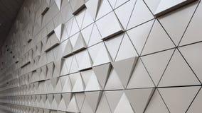 Abstract architecturaal detail Royalty-vrije Stock Afbeeldingen