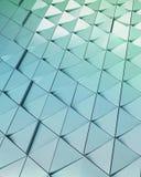 Abstract architecturaal patroon Royalty-vrije Stock Afbeeldingen