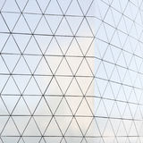 Abstract architecturaal patroon Stock Foto's
