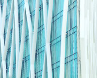 Abstract architectural background Royalty Free Stock Photography