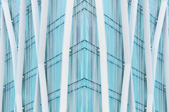 Abstract architectural background Royalty Free Stock Photos