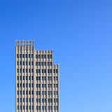 Abstract architectural background Stock Image