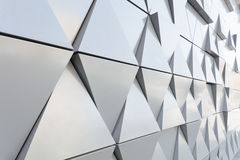 Abstract architectural detail Stock Image