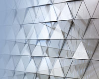 Abstract architectural  illustration Stock Image