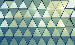 Abstract architectural pattern Royalty Free Stock Photo