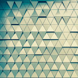 Abstract architectural pattern Royalty Free Stock Images