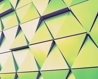 Abstract architectural pattern Stock Photography