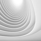 Abstract Architectural Shape Stock Photo