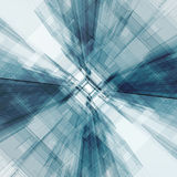 Abstract architecture background. 3d render Royalty Free Illustration