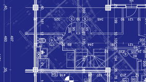 Abstract architecture background blueprint house plan stock footage abstract architecture background blueprint house plan malvernweather Choice Image