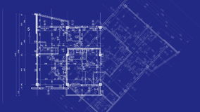 Abstract architecture background blueprint house plan with sketch abstract architecture background blueprint house plan with sketch of city animated in background malvernweather Choice Image