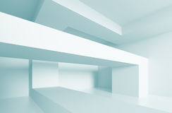 Abstract Architecture Background. 3d Illustration of Abstract Architecture Background Royalty Free Stock Image