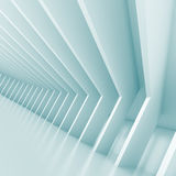 Abstract Architecture Background. 3d Illustration of Blue Abstract Architecture Background Stock Image