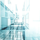 Abstract architecture background Stock Images