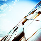 Abstract architecture Royalty Free Stock Photo