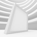 Abstract Architecture Construction Royalty Free Stock Photo
