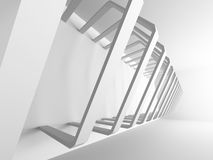 Abstract Architecture Construction Design Background Stock Image