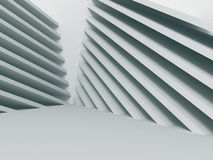 Abstract Architecture Construction Geometric Background Stock Photo