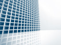 Abstract Architecture Construction White Background Royalty Free Stock Photo