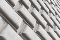 Abstract architecture decorative wall elements Stock Images