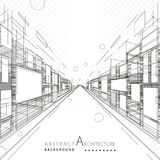Abstract Architecture Design Royalty Free Stock Photo