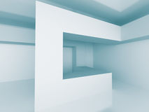 Abstract Architecture Design 3d Background Stock Images
