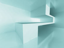 Abstract Architecture Design Empty Room Interior Background Royalty Free Stock Photography