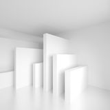 Abstract Architecture Design. Minimal Modern Background. Column Stock Photos